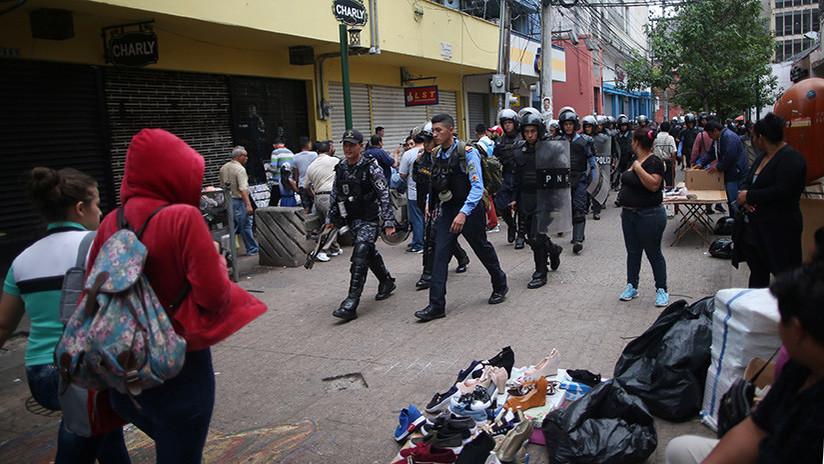 Maduro acusa al gobierno de EE.UU. de estar detrás del fraude electoral en Honduras