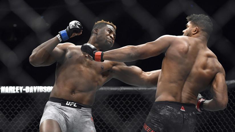 El golpe más potente del mundo: La historia del luchador 'vagabundo' que triunfó en la UFC (VIDEO)