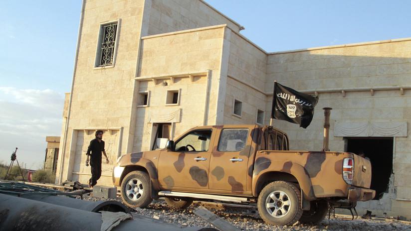 Aliados permiten a terroristas del Estado Islámico abandonar Raqa por exigencias de EE.UU.