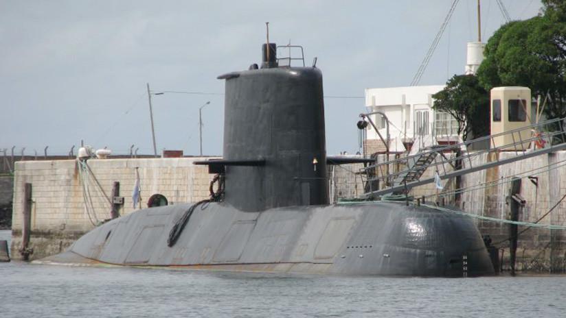 Rusia publica imágenes de la supuesta zona donde se averió el submarino ARA San Juan