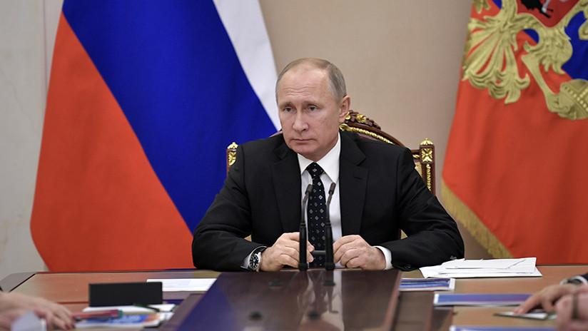 """Putin: """"Quase toda a Síria é liberada, incluindo as regiões historicamente cristãs"""""""