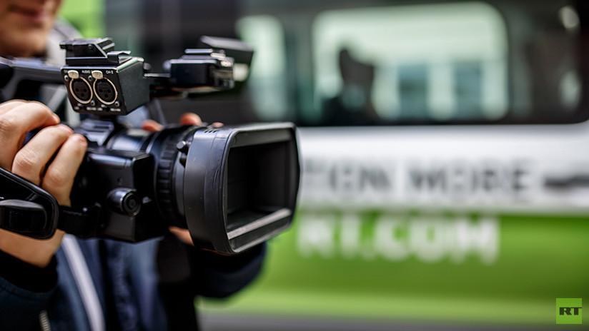 """Moscú: """"Es aterrador, estúpido y peligroso lo que EE.UU. les hace a los medios rusos"""""""