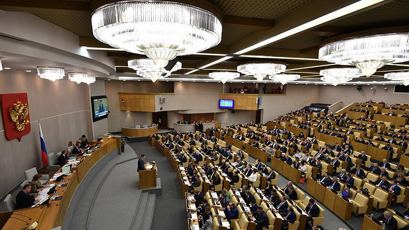 Rusia prohibiría visitar la Duma Estatal a representantes de medios considerados agentes extranjeros