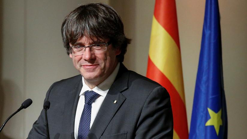 España: El Supremo retira las órdenes europeas de detención contra Puigdemont y los exconsejeros