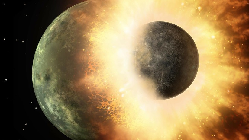 Científicos: La Tierra 'se tragó' a otros planetas