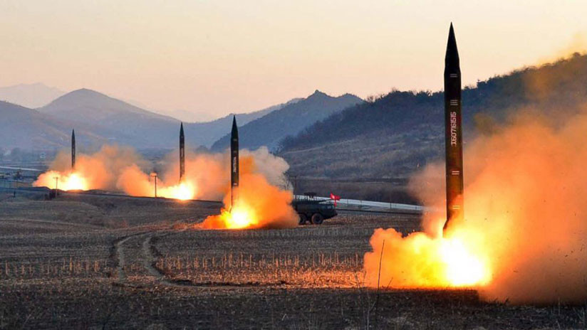 CHAMP: Un 'microondas de crucero' de EE.UU. para quemar los controles de misiles norcoreanos
