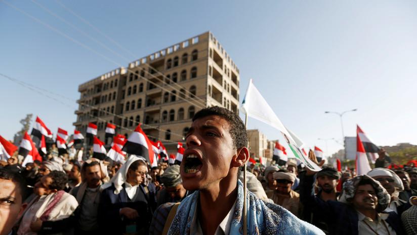 Los rebeldes hutíes amenazan con atacar cualquier país de la coalición liderada por Arabia Saudita
