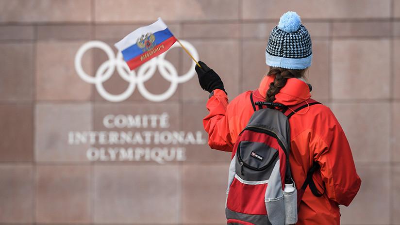 Sin bandera, sin himno: Atletas rusos podrán participar en los JJ.OO. de Invierno a nivel individual
