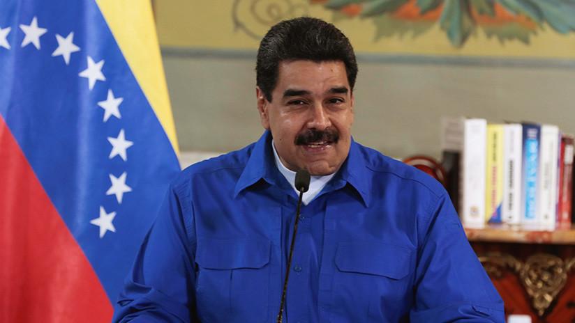 """Maduro: """"Сon una criptomoneda respaldada en petróleo Venezuela va al futuro"""""""