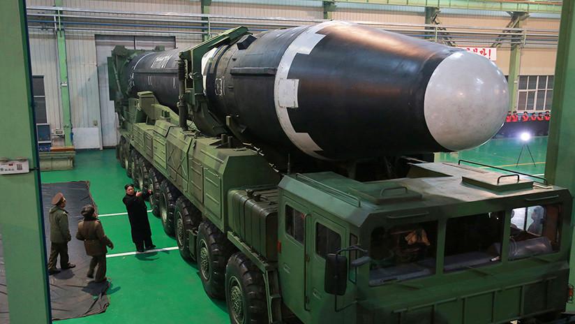 """Cancillería rusa: """"EE.UU. y Corea del Norte no quieren una guerra real, pero esa opción existe"""""""