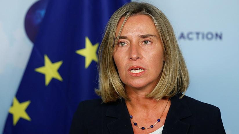 La reacción de la UE ante anuncio de EE.UU. de mudar su embajada en Israel