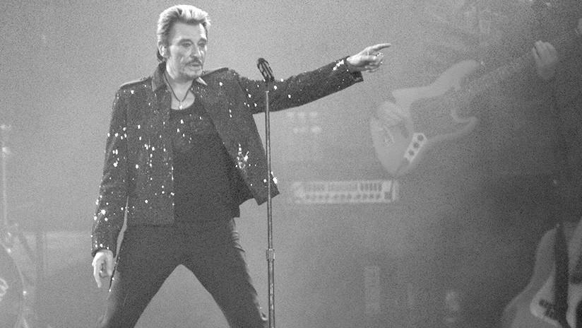 Muere a los 74 años la leyenda del rock Johnny Hallyday, 'el Elvis francés'