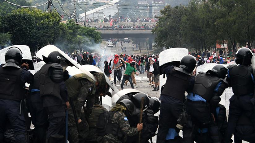 Familiares de víctimas en Honduras solicitan a EE.UU. suspender ayuda militar al Gobierno