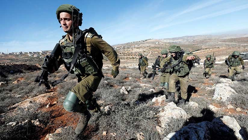 """EE.UU. desata la """"furia"""" en Palestina e Israel se prepara para los enfrentamientos"""