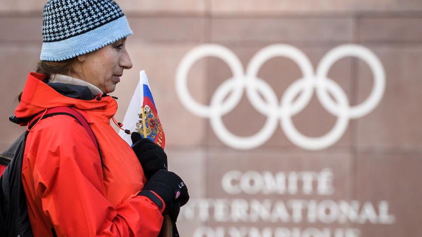 """Moscú: """"La decisión del COI sobre los atletas rusos es otro intento de aislar a Rusia"""""""