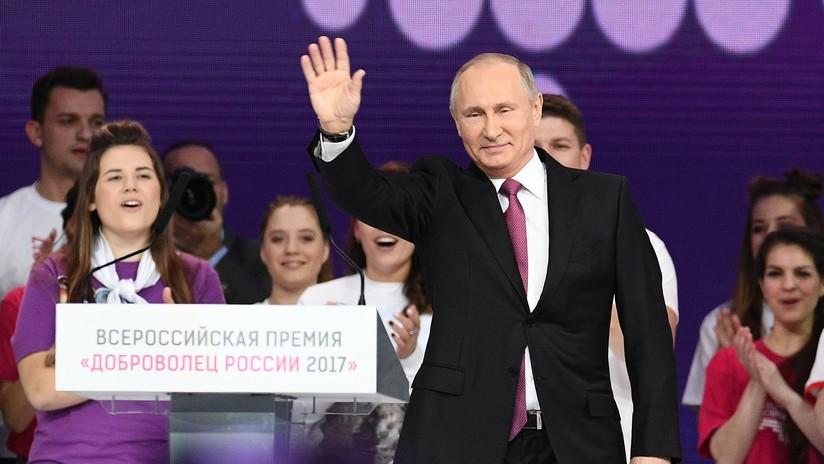 Rusia: Vladímir Putin buscará la reelección el 2018