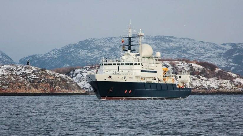 Comenzó la operación del buque oceanográfico ruso Yantar para ubicar el submarino ARA San Juan