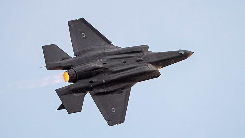 ¿Se agudizará la crisis en Medio Oriente? Israel declara su flota F-35 lista para el combate