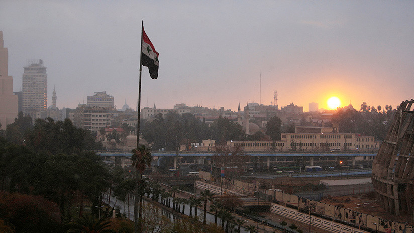 """Moscú: """"Pentágono no reconoce la derrota del EI en Siria para poder dejar sus tropas en ese país"""""""