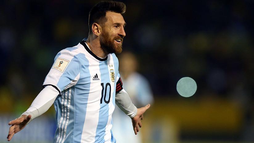 """Entrenador de Argentina: """"Messi es superior a Maradona y Pelé"""""""