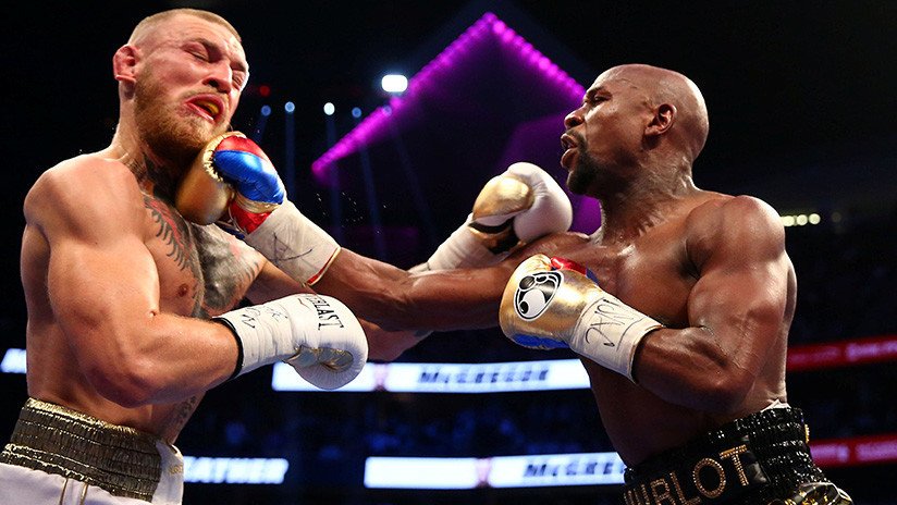 Mayweather revela la verdad sobre la polémica pelea con McGregor