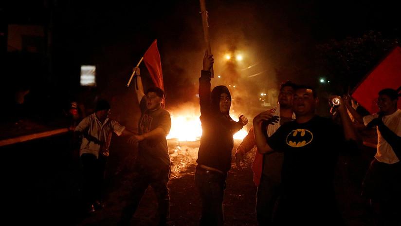 Honduras suspende el toque de queda en varios departamentos