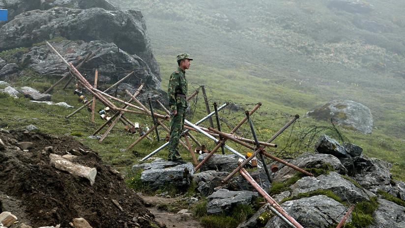 Un dron indio viola el espacio aéreo de China