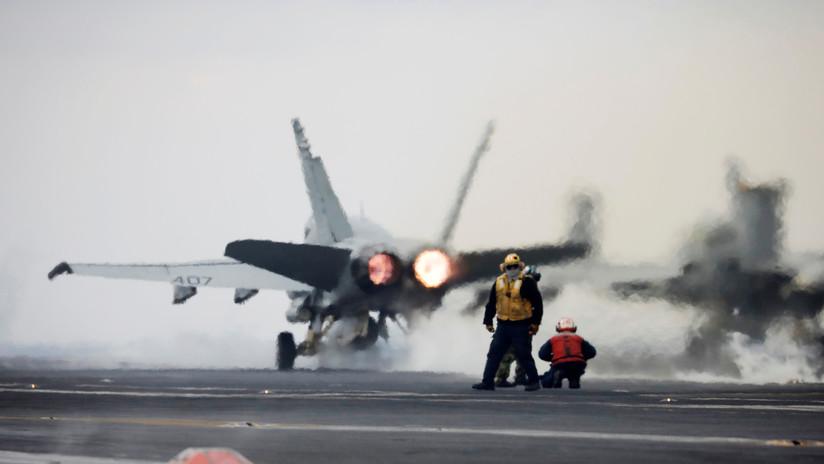 Misterioso objeto cilíndrico de un avión militar de EE.UU. cae sobre una guardería en Japón
