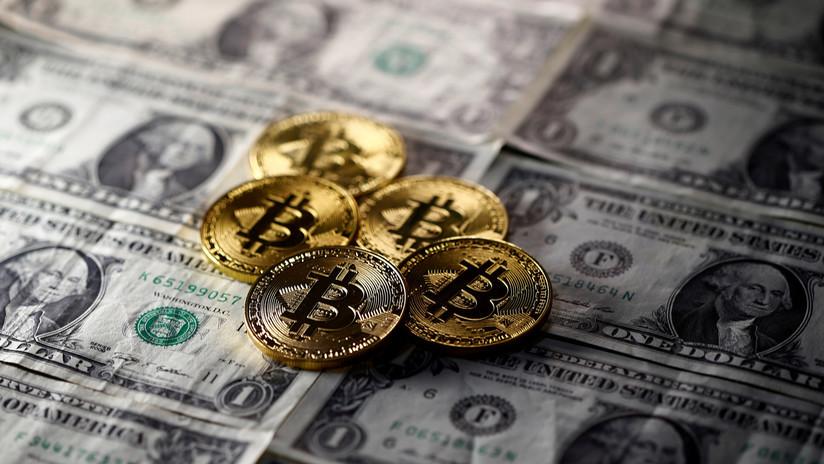 El precio del bitcóin alcanza los 15.000 dólares