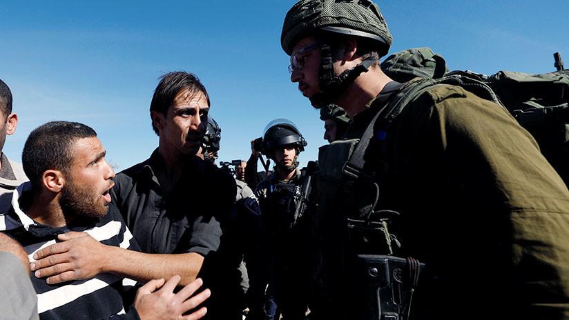 El Ejército israelí envía más tropas a Cisjordania tras la decisión de Trump sobre Jerusalén