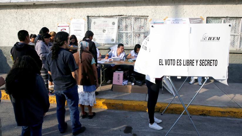 Rumbo a la elección presidencial: Cinco estados definirán quién gobernará México