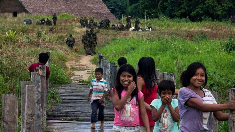 Indígenas colombianos: La práctica del gobierno de Santos es incumplir los acuerdos