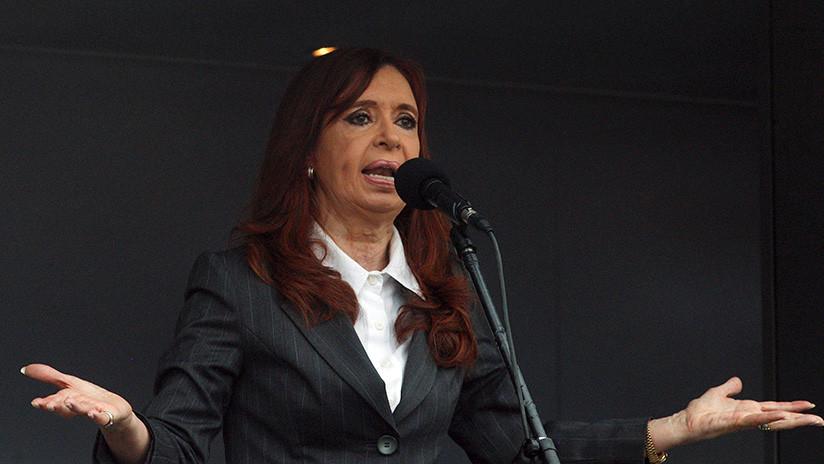 """Cristina Kirchner sobre caso AMIA: """"Es una causa inventada de hechos que nunca existieron"""" (VIDEO)"""