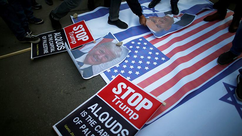 Ciudad divisiva: Por qué los aliados de EE.UU. condenan el reconocimiento de Jerusalén como capital