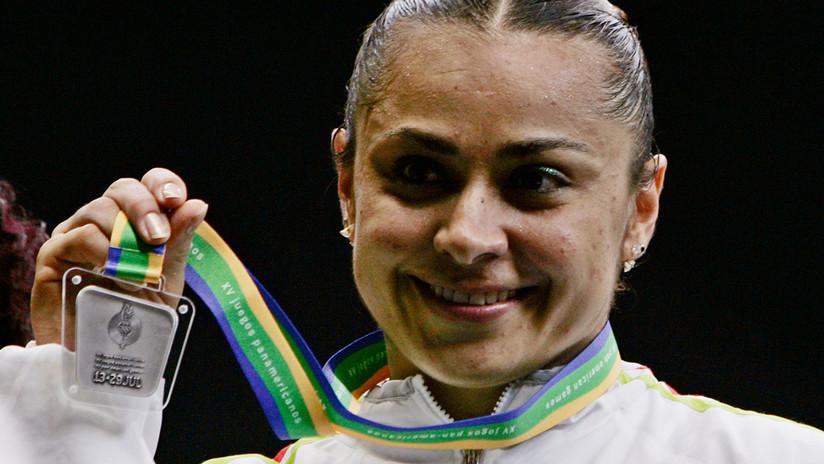 Tarda pero llega: Una atleta mexicana recibe su medalla olímpica nueve años después