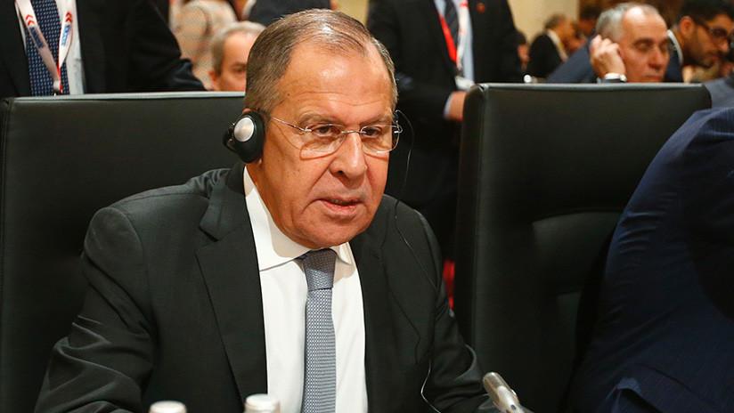 Rusia está dispuesta a contribuir al diálogo entre Corea del Norte y EE.UU.