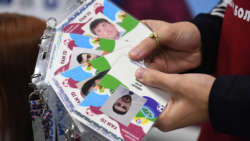 Un hincha ruso de 6 años es el primero en recibir un Fan ID para el Mundial 2018