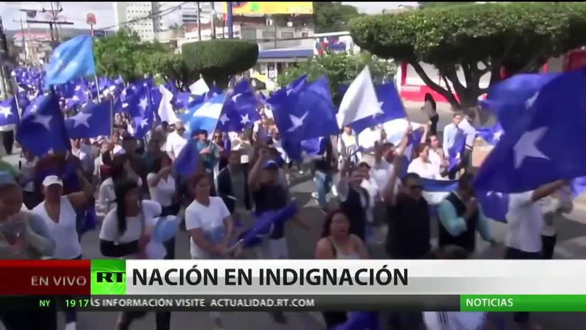 La OEA no descarta la posibilidad de que Honduras repita las elecciones presidenciales