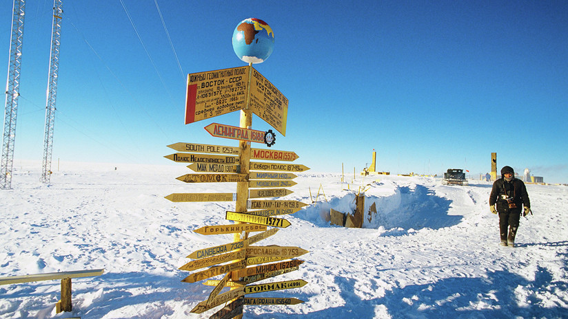 10 hechos asombrosos sobre la vida en la base antártica rusa sin análogos en el mundo
