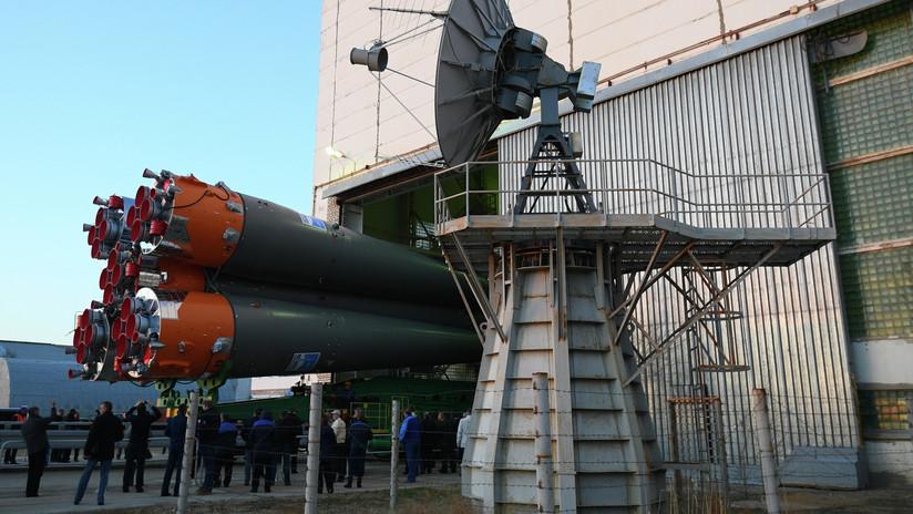 Agencia espacial rusa lanza un proyecto de cohete portador reutilizable con alas