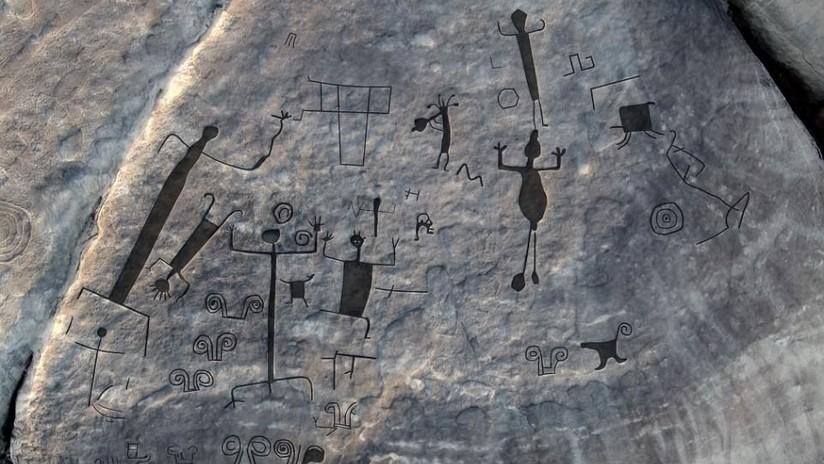 FOTOS: Revelan detalles sin precedentes de petroglifos de 2.000 años de antigüedad en Venezuela