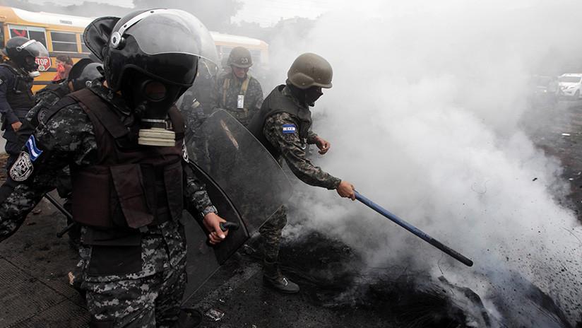Amnistía Internacional denuncia violaciones a los derechos humanos en Honduras