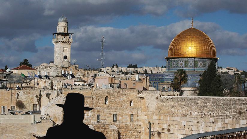 Enfrentamiento entre palestinos e israelíes dejan dos muertos