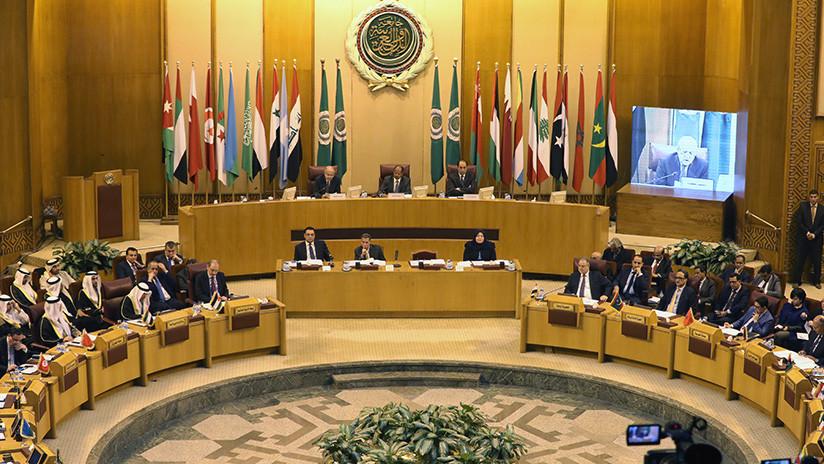 """Liga Árabe: """"La decisión de Trump equivale a legalizar la ocupación israelí de Palestina"""""""