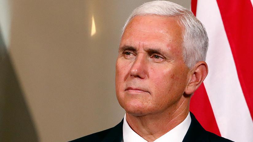 Mahmud Abbás se niega a reunirse con Mike Pence