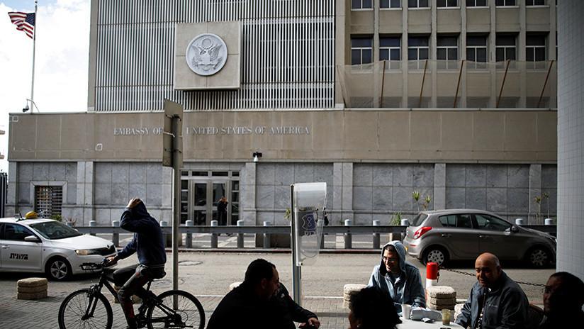 """EE.UU.: """"Tenemos derecho a hacer lo que queramos con la ubicación de nuestras embajadas"""""""
