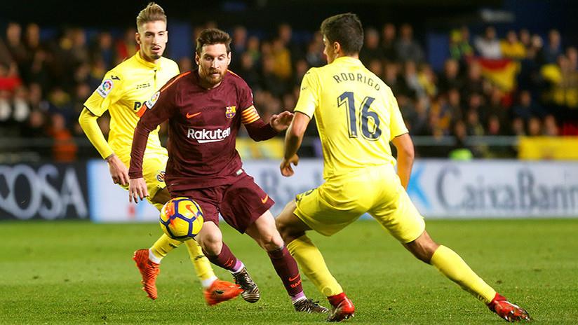 Así marcó Messi el gol que iguala un récord histórico (VIDEO)