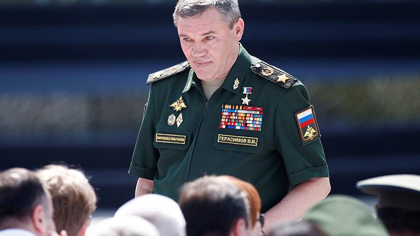 """Jefe militar ruso: """"Los ejercicios militares cerca de Corea del Norte solo aumentan la histeria"""""""