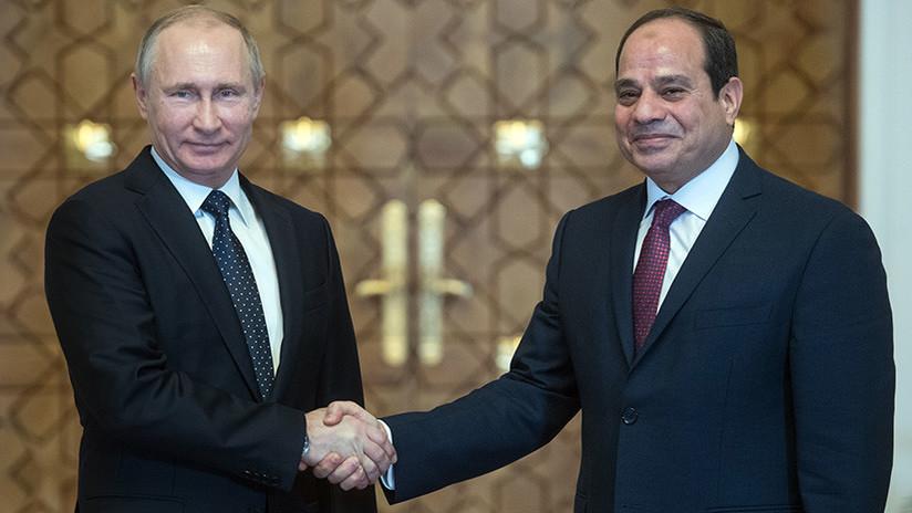 Cairo y Moscú construirán primera planta nuclear en Egipto