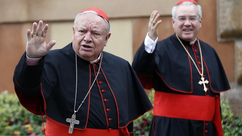 Cardenal mexicano: El aborto es similar a las ejecuciones que realiza el crimen organizado